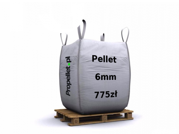 Pellet 6mm Big Bag