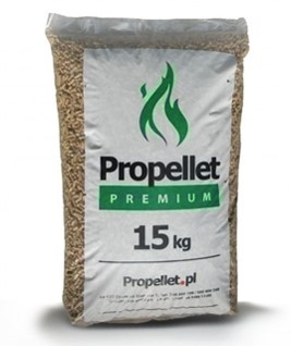 ProPellet Premium Green – worki 15 kg – 6 mm